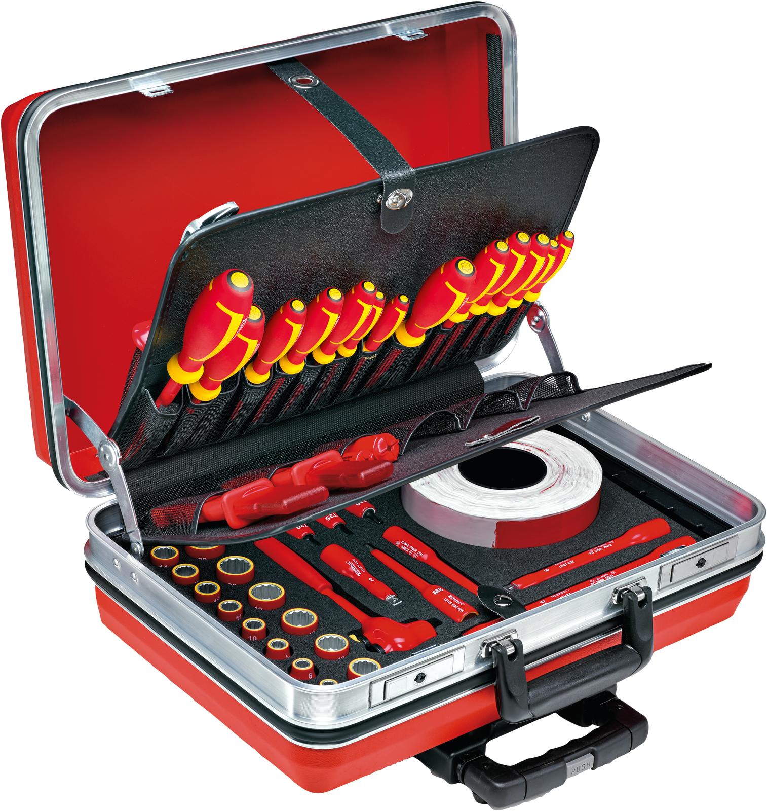 Assortiment d'outils VDE