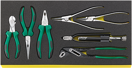 Assortiments d'outils